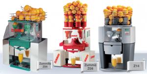 Máquinas de Suco Zummo